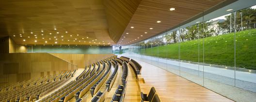 Auditorio de Lugo / Paredes Pedrosa Arquitectos.. Image Cortesía de VII Premio de Arquitectura Ascensores Enor