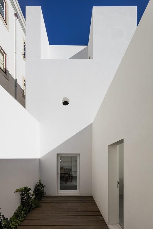Casa em Alfama / Pedro Matos Gameiro.. Image Cortesía de VII Premio de Arquitectura Ascensores Enor