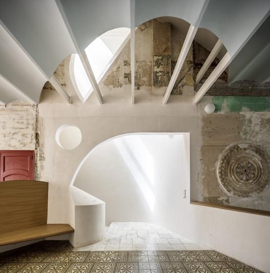 Sala Beckett / Flores & Prats.. Image Cortesía de VII Premio de Arquitectura Ascensores Enor