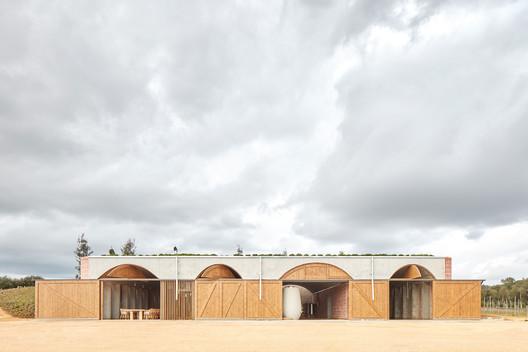 Bodega Mont-Ras / Jorge Vidal Arquitectos.. Image Cortesía de VII Premio de Arquitectura Ascensores Enor
