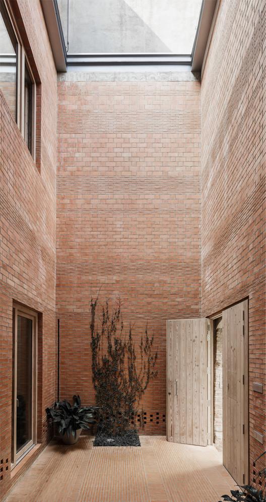 Casa 1014 / H Arquitectes.. Image Cortesía de VII Premio de Arquitectura Ascensores Enor