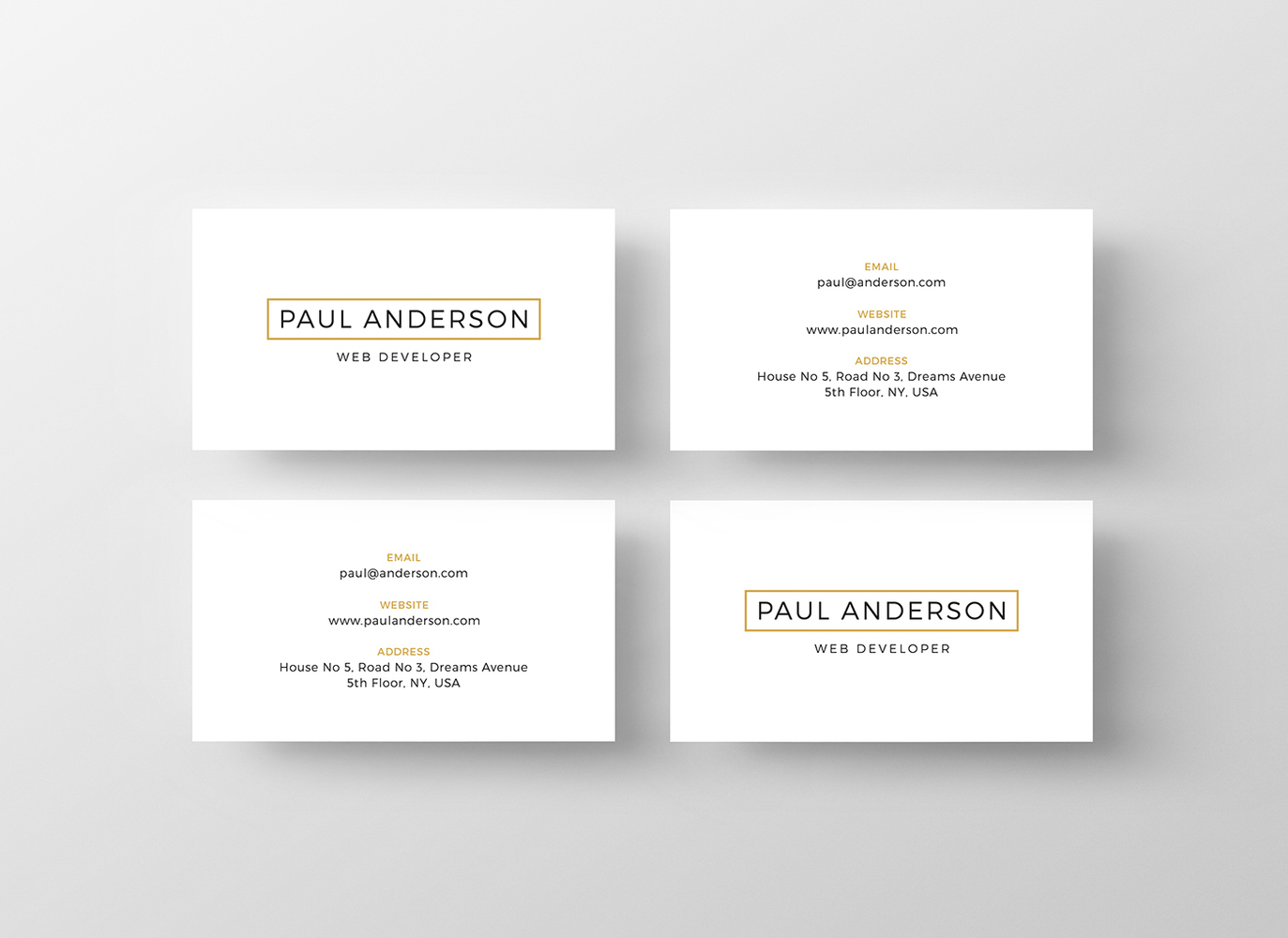 Gallery of free business card templates for architects 7 free business card templates for architectsvia a magicingreecefo Image collections