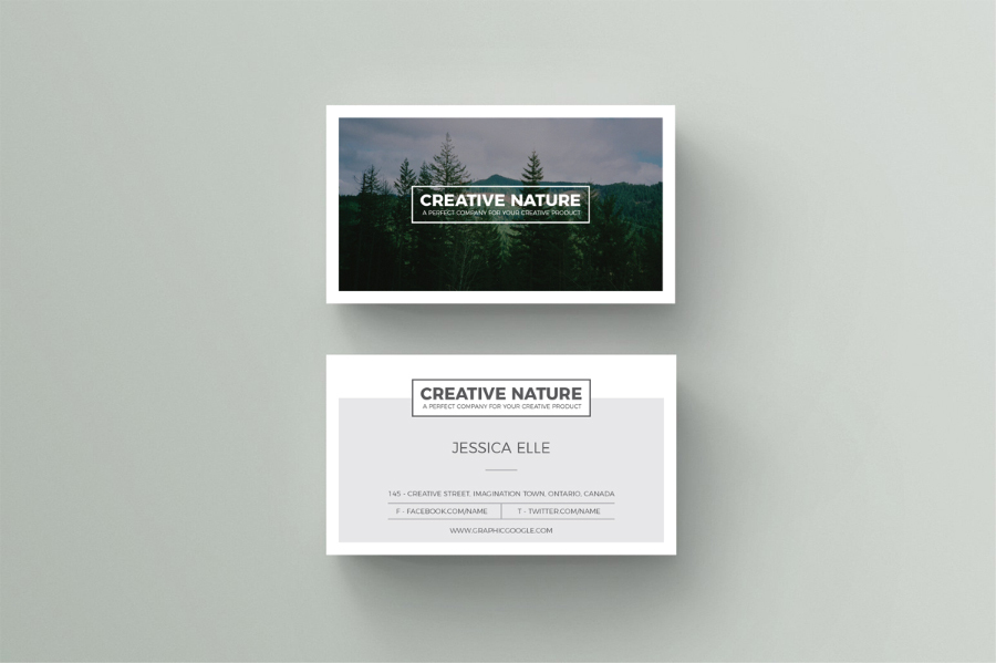 Gallery Of Free Business Card Templates For Architects - Free business cards template