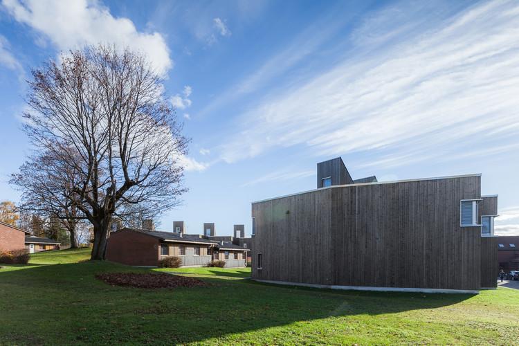 Toneheim Folkehøgskole Student Housing / ASAS arkitektur, © Fredrik Myhre