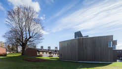Toneheim Folkehøgskole Student Housing / ASAS arkitektur