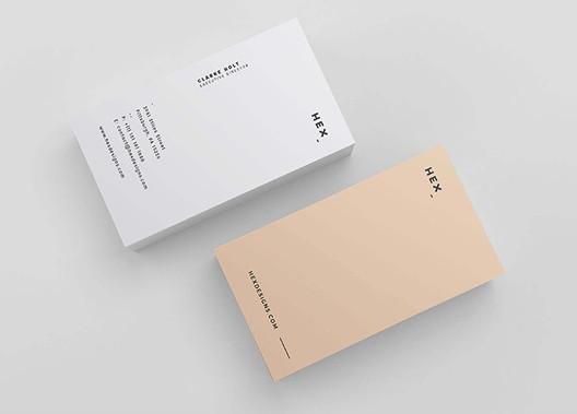 via <a href='https://pixelbuddha.net/freebie/hex-business-card-template'> pixelbuddha</a>