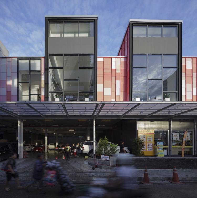 Sun Plaza 2 / Poonsook Architects + Normalstudio, © Soopakorn Srisakul