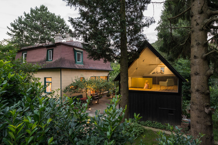 The Enchanted Shed & Leopold House / Franz&Sue, © Andreas Buchberger