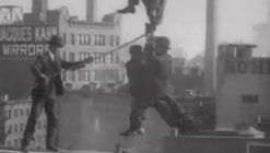 Rare Footage Reflects the Complications of Construction of Early Skyscrapers