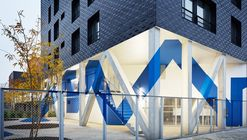 Social Housing /Atelier du Pont
