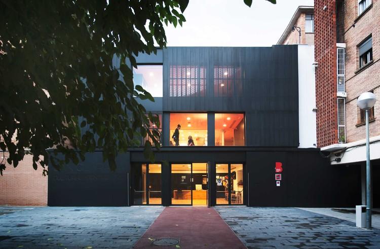 Centro Cívico Can Clariana Cultural  / BCQ arquitectura, © Jordi Sánchez (BCQ arquitectura barcelona)