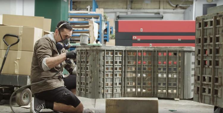 Veja como foram feitas as maquetes usadas no filme Blade Runner 2049, Cortesia de Weta Workshop Design Studio