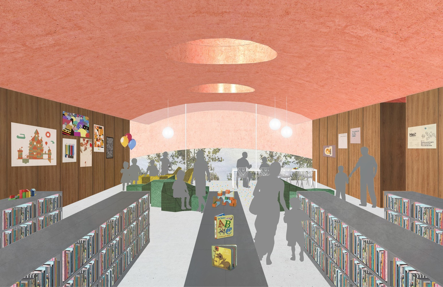 Reveals Design Of Winter Park Library