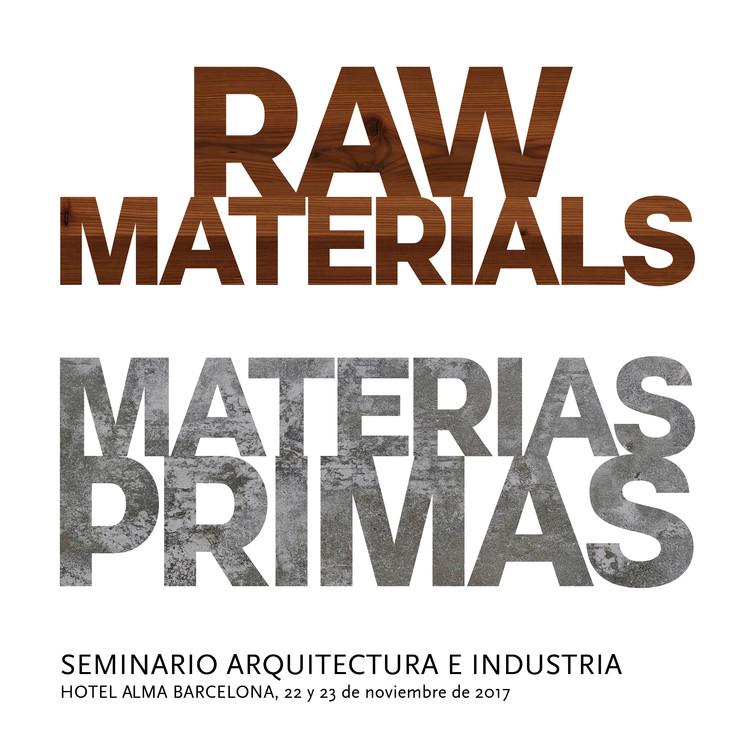 Seminario arquitectura e industria materias primas for Arquitectura materias