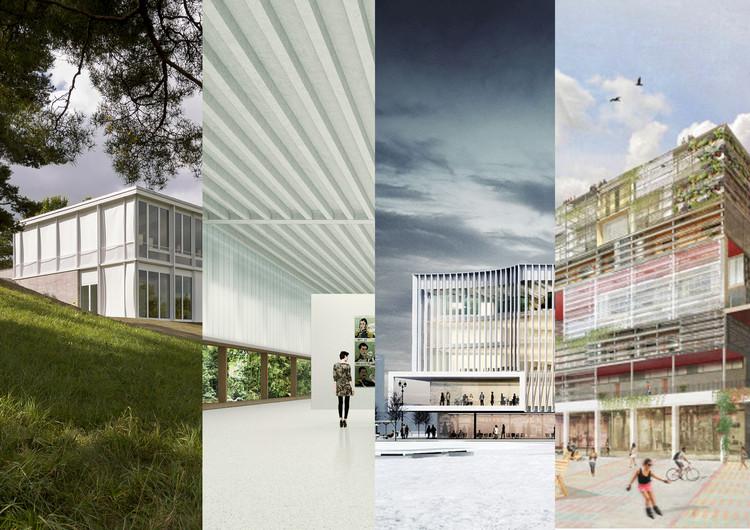 Conheça os projetos vencedores do Prêmio Internacional de Arquitetura Espanhola 2017, Gandores Premio de Arquitectura Española Internacional 2017. Image Cortesía de Luis Asín + MALI + CSCAE + Ecosistema Urbano