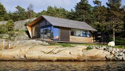 Cabin Østfold / Lund+Slaatto Architects