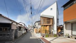 House in Wakabayashi  / Hiroto Suzuki architects and associates