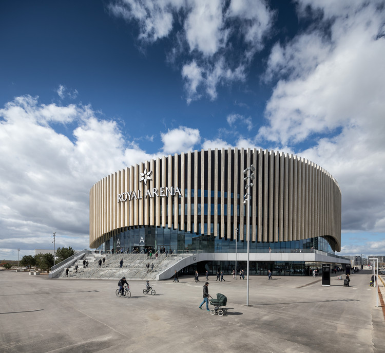 Royal Arena / 3XN + HKS, © Adam Mørk