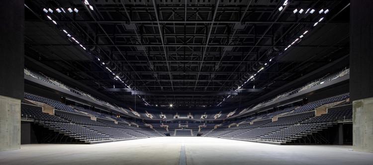 Royal Arena / 3XN + HKS   ArchDaily