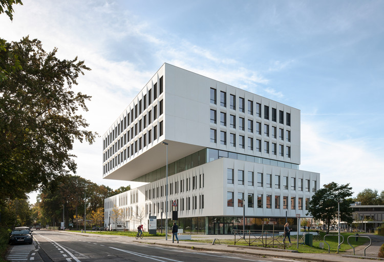 KU Leuven Campus Bruges / Abscis Architecten, © Dennis De Smet