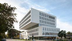 KU Leuven Campus Bruges / Abscis Architecten
