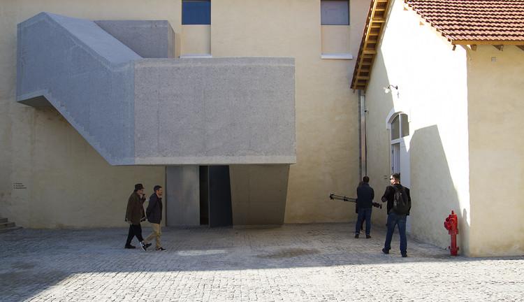 Casa da Arquitectura - Centro Português de Arquitetura é inaugurado em Matosinhos, © Romullo Baratto
