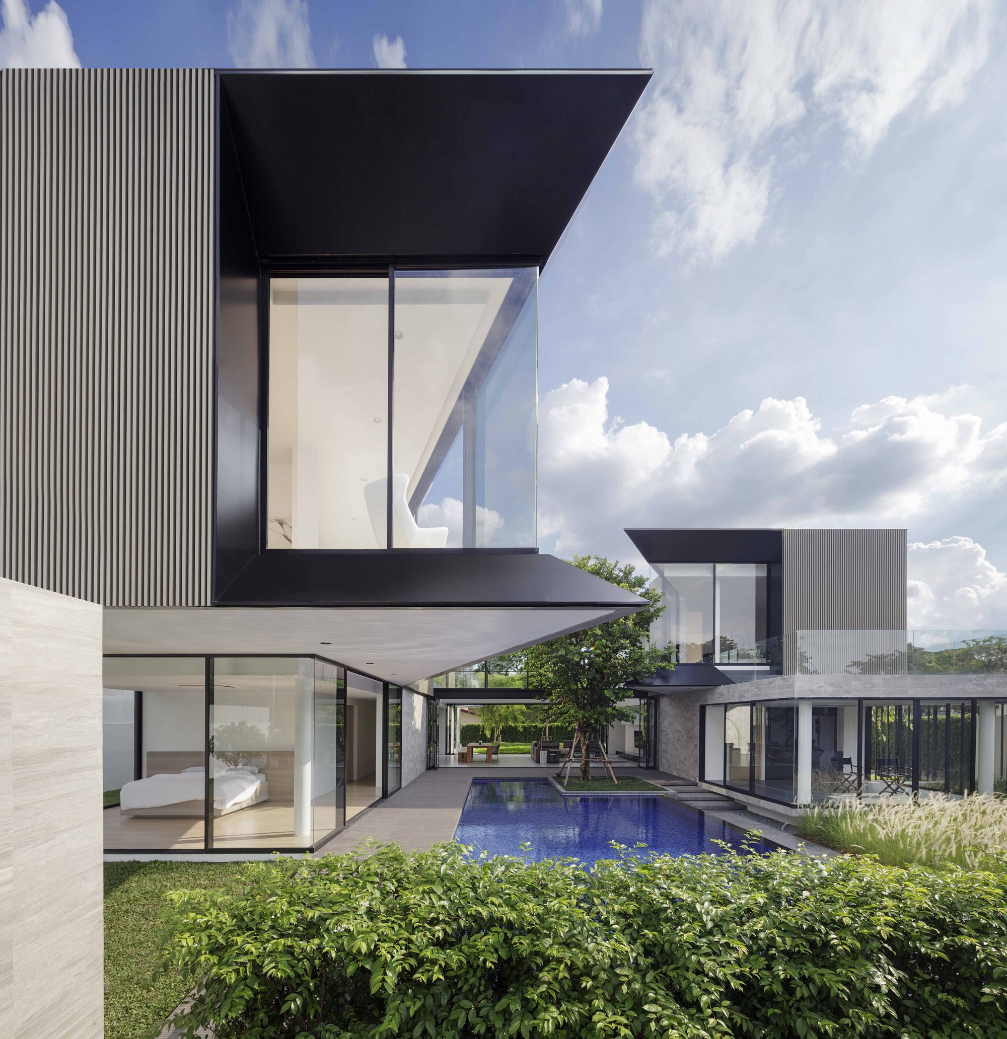 Casa de aluminio / Ayutt and Associates Design