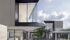 Aluminium House / Ayutt and Associates Design