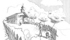Arquitectura religiosa en contextos rurales y el dibujo como medio de investigación