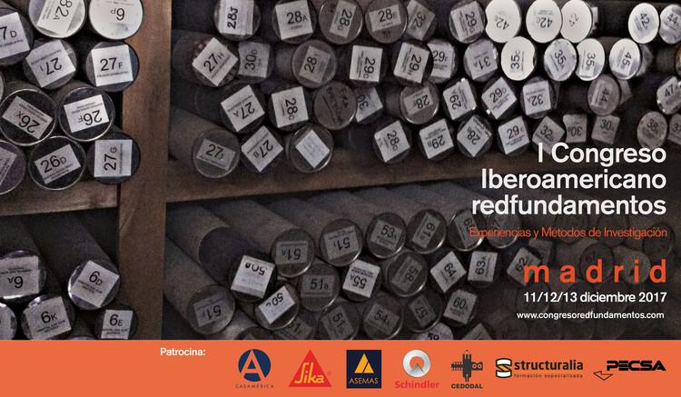 I Congreso Iberoamericano redfundamentos: Experiencias y métodos de investigación