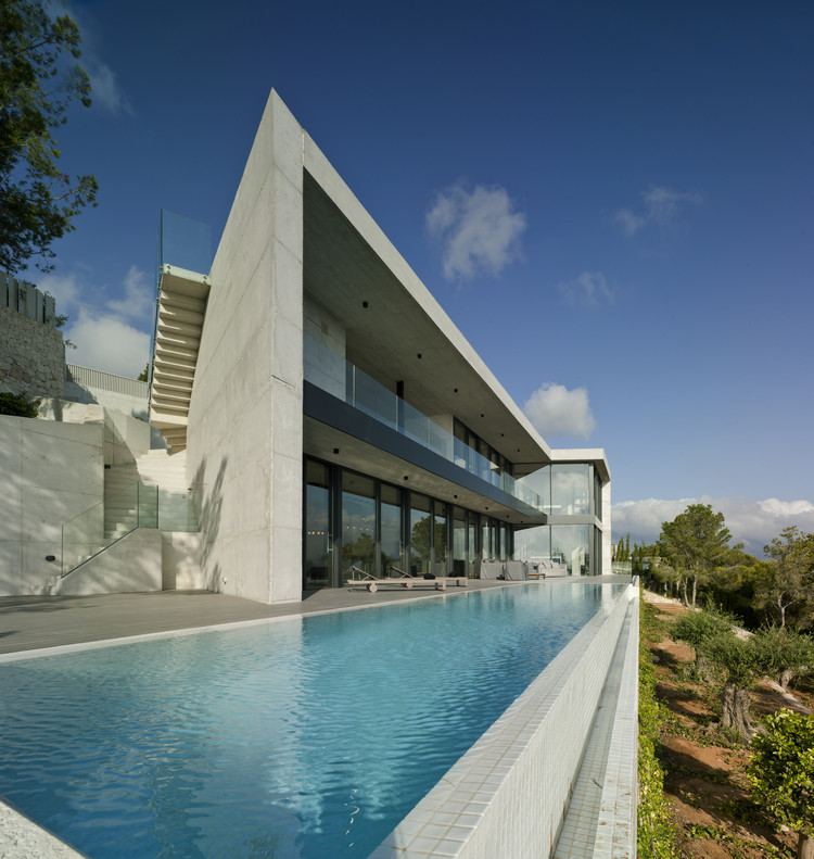 Casa CONCRETUS  / SINGULAR STUDIO, © David Frutos