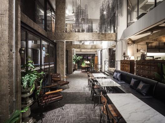 Hotels Winner: Ir-On Hotel; Bangkok, Thailand / Hypothesis. Image Courtesy of World Architecture Festival