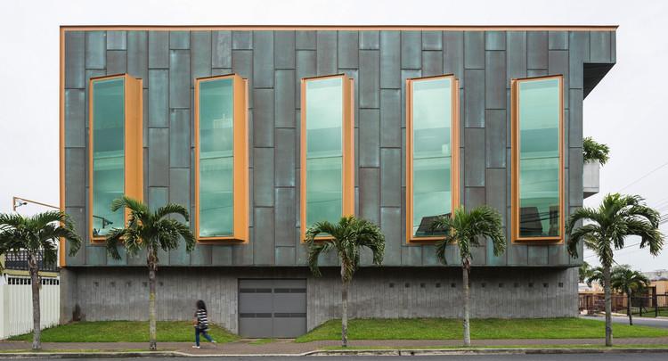 Van der Laat & Jiménez Construction Company HQ / Fournier_Rojas Arquitectos, © Fernando Alda