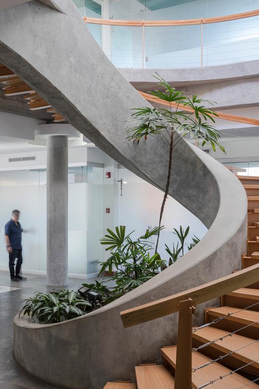Sede de la Compañía Constructora Van der Laat & Jiménez / Fournier_Rojas Arquitectos, © Fernando Alda