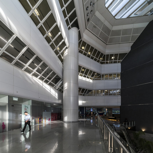 The Concourse. Image © Darren Soh