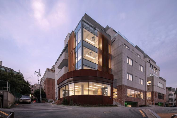 'Hanbit Publishing Network' Renovation / Idea5 Architects, © Kwang Sik JUNG