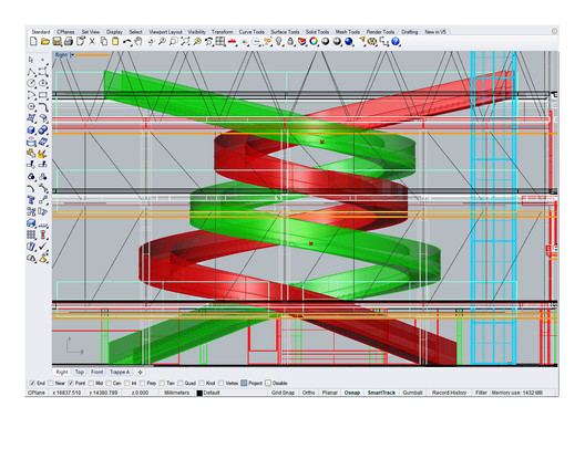 Parametric Screendump Section
