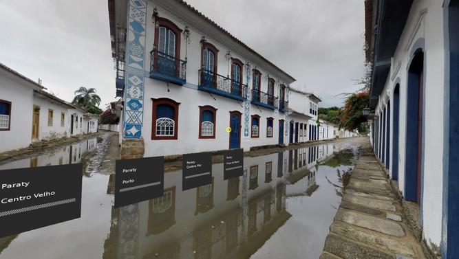 InfoPatrimônio: uma plataforma que reúne o patrimônio cultural brasileiro, A plataforma conta com passeios em realidade virtual pelas edificações. Image Cortesia de InfoPatrimônio