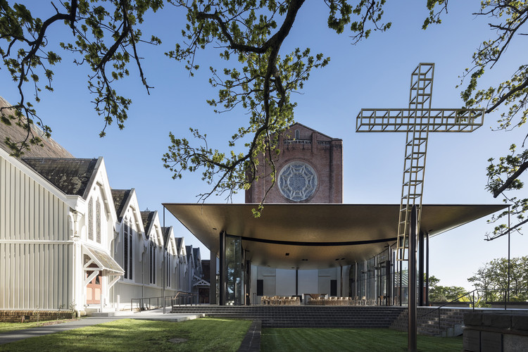 Bishop Selwyn Chapel / Fearon Hay Architects, © Patrick Reynolds