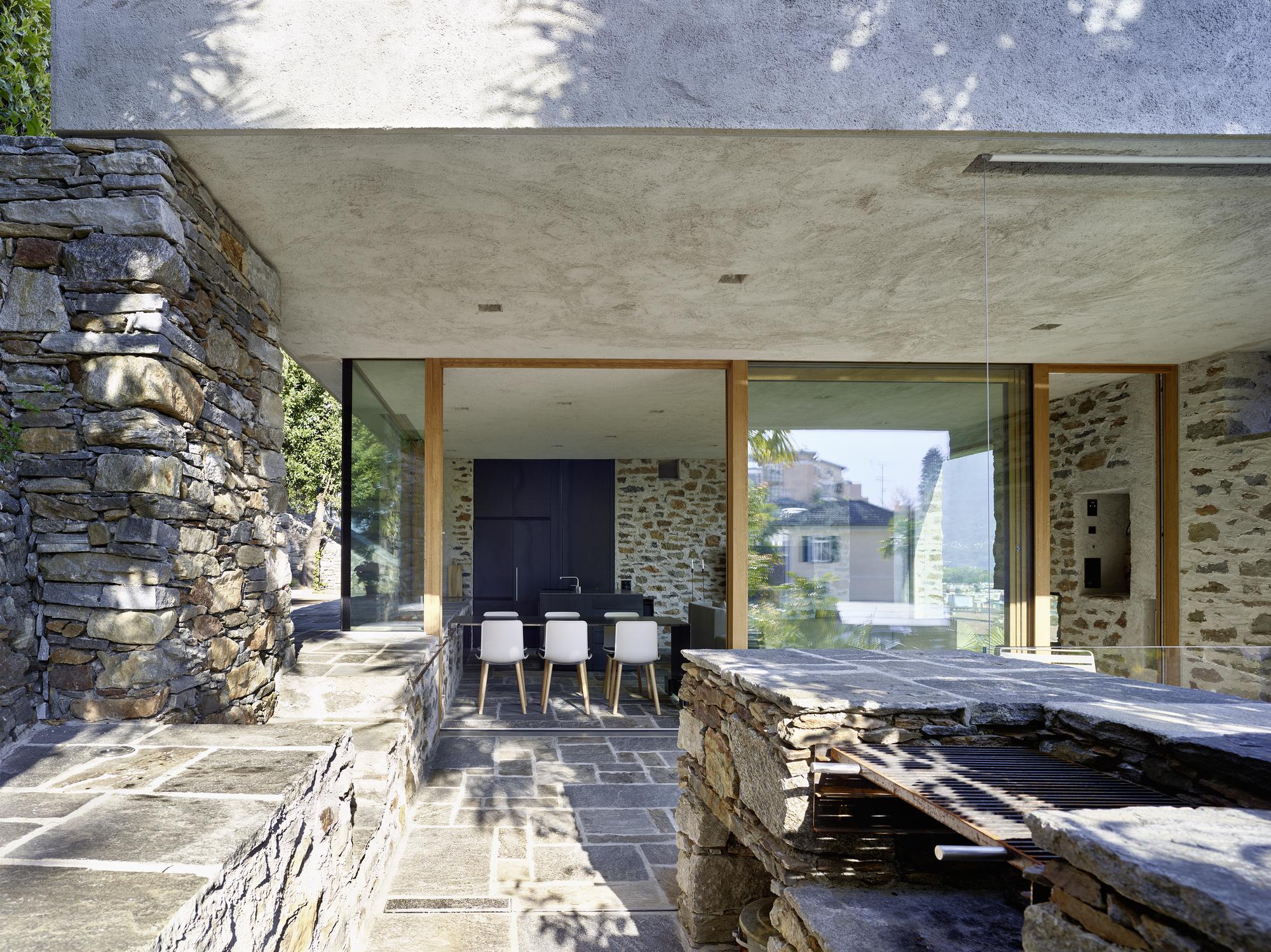 Gallery of Remodel House in Ascona / Wespi de Meuron Romeo