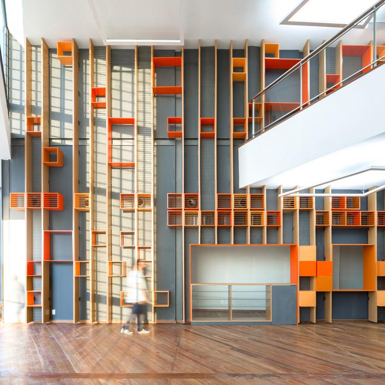 Casa do Carnaval / A&P Arquitetura e Urbanismo, © Manuel Sá