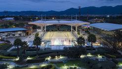 Konrad Brunner Arquitectos presenta nueva estructura que cubre la Plaza del Jubileo en Bogotá