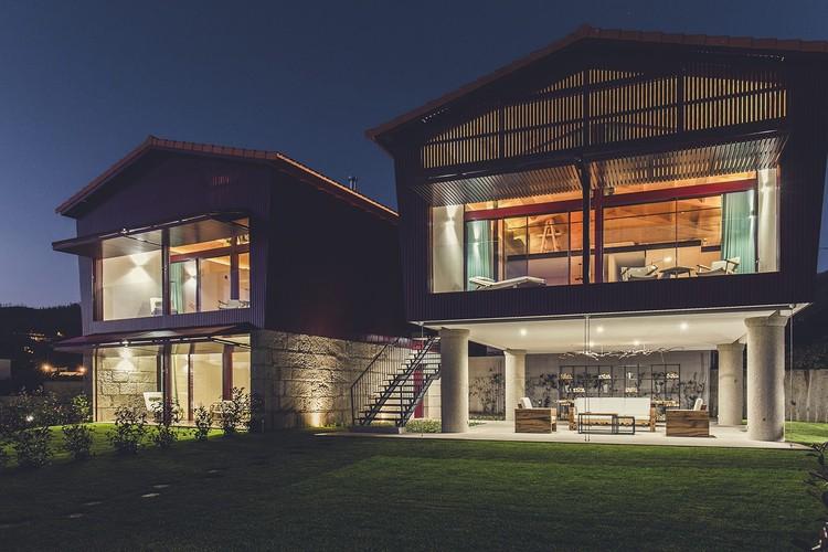 Casas da Quinta  / Júlio Caseiro Arquitectura, © Unformal Studio