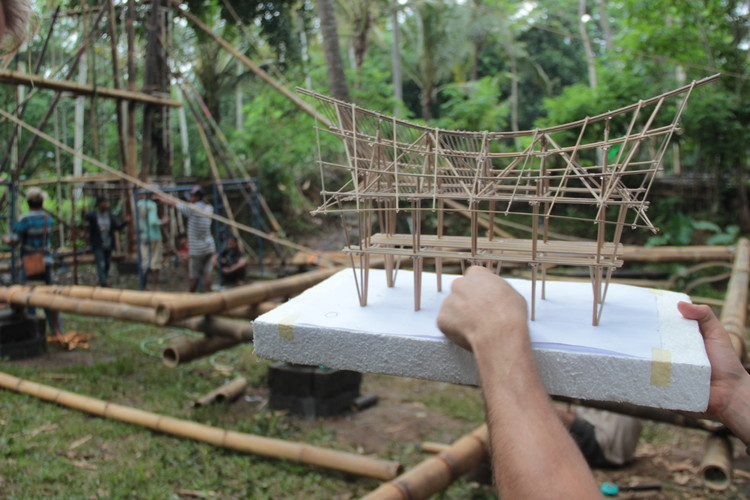 Why Architectural Models Are Crucial in Making Bamboo Projects a Reality, © Eduardo Souza