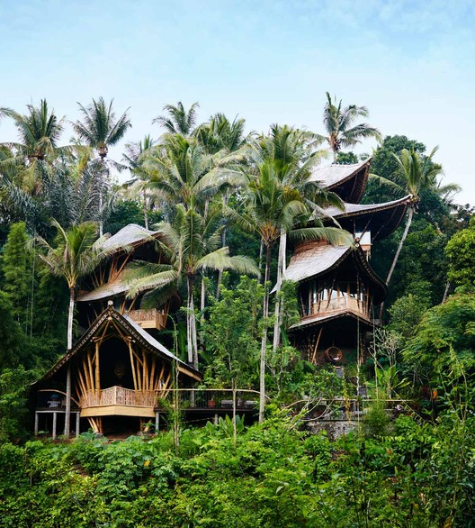 Casa Ananda / IBUKU, © Stephen Johnson