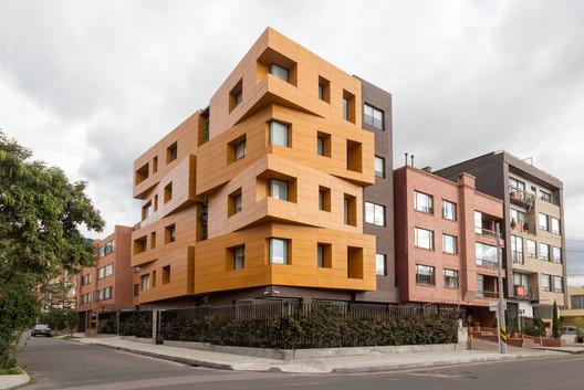 HG - Casa Gerontológica / R+B Diseño Experimental