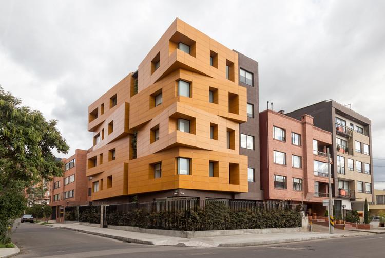 HG - Casa Gerontológica / R+B Diseño Experimental, © Ernesto Monsalve Pino