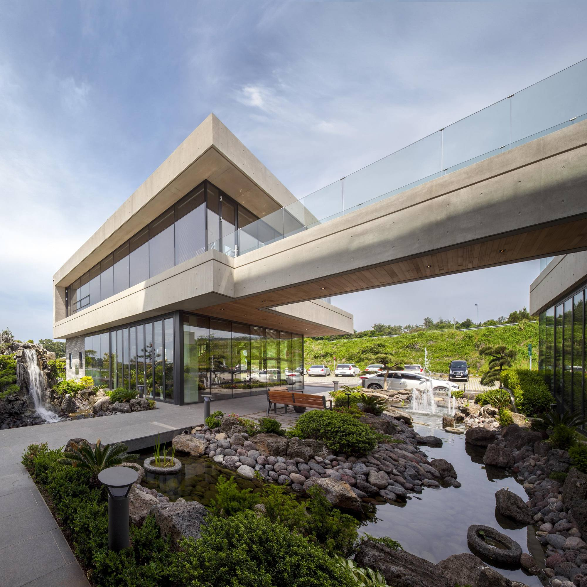 Yosukwon Spaceprime Architecture Archdaily