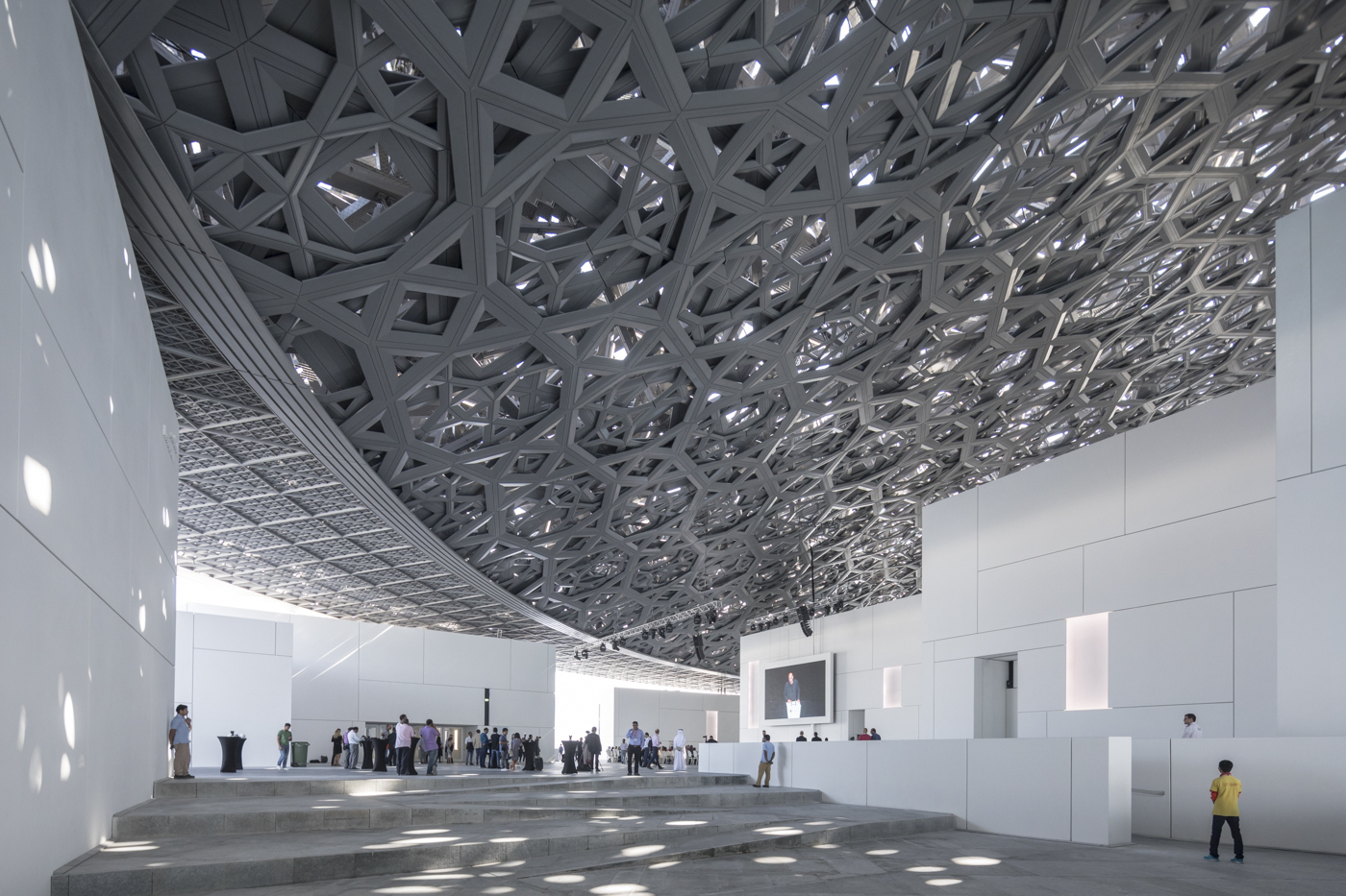 Critical Round Up The Louvre Abu Dhabi By Jean Nouvel