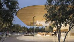 Centro de visitantes Apple Park / Foster + Partners